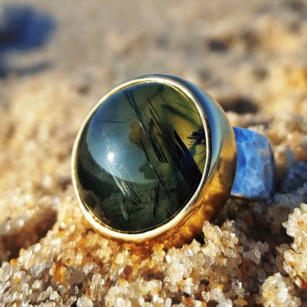 Bicolor-Ringe